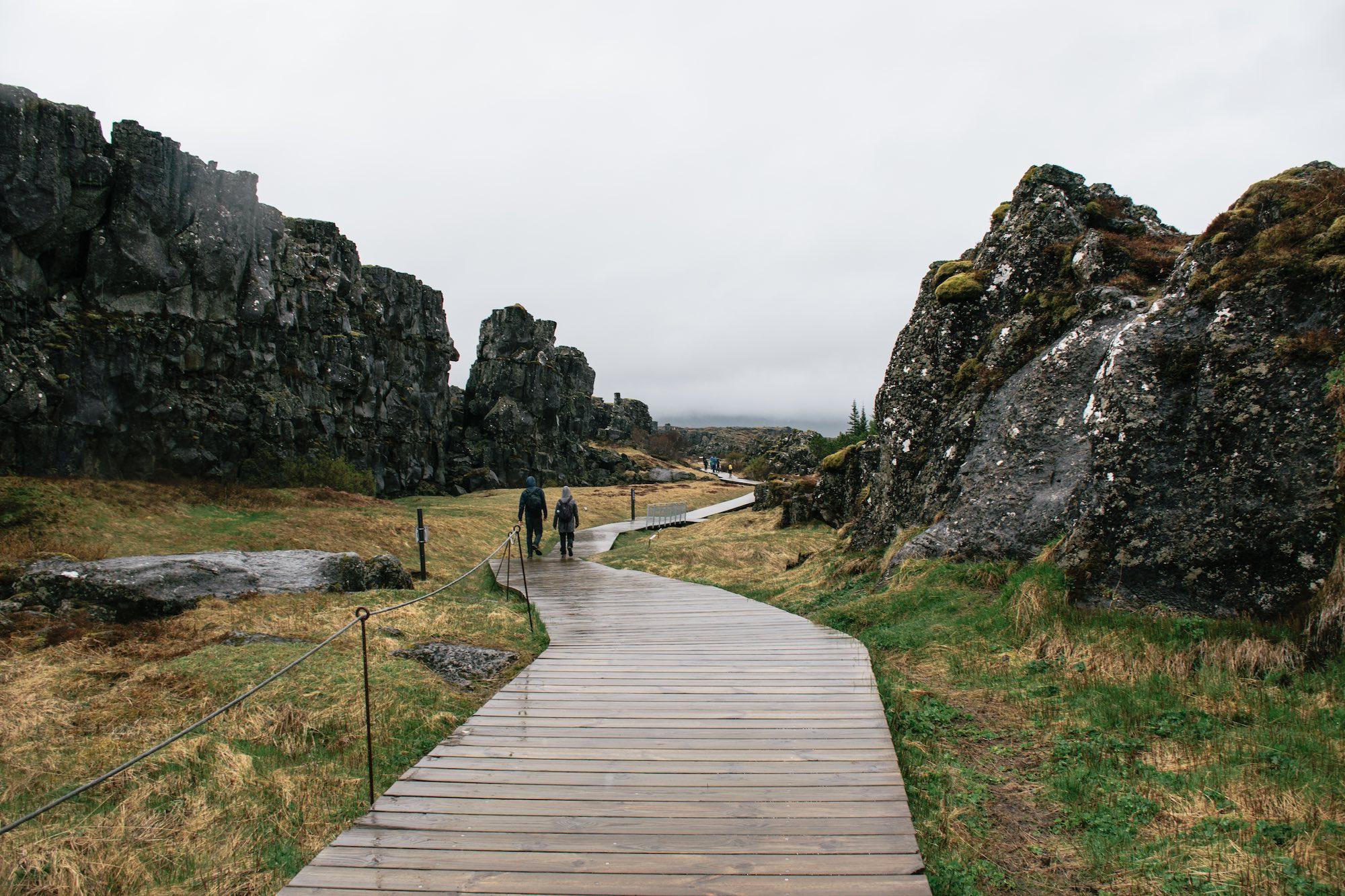 Parco Nazionale Thingvellir