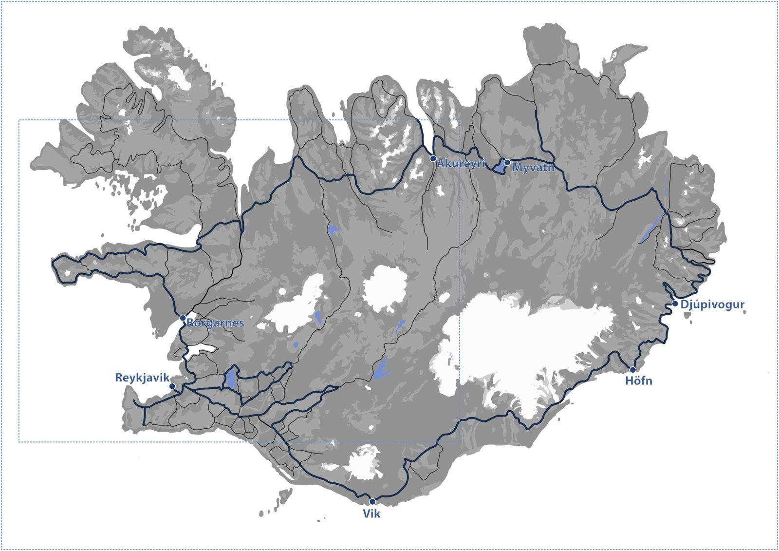 Islanda MAP