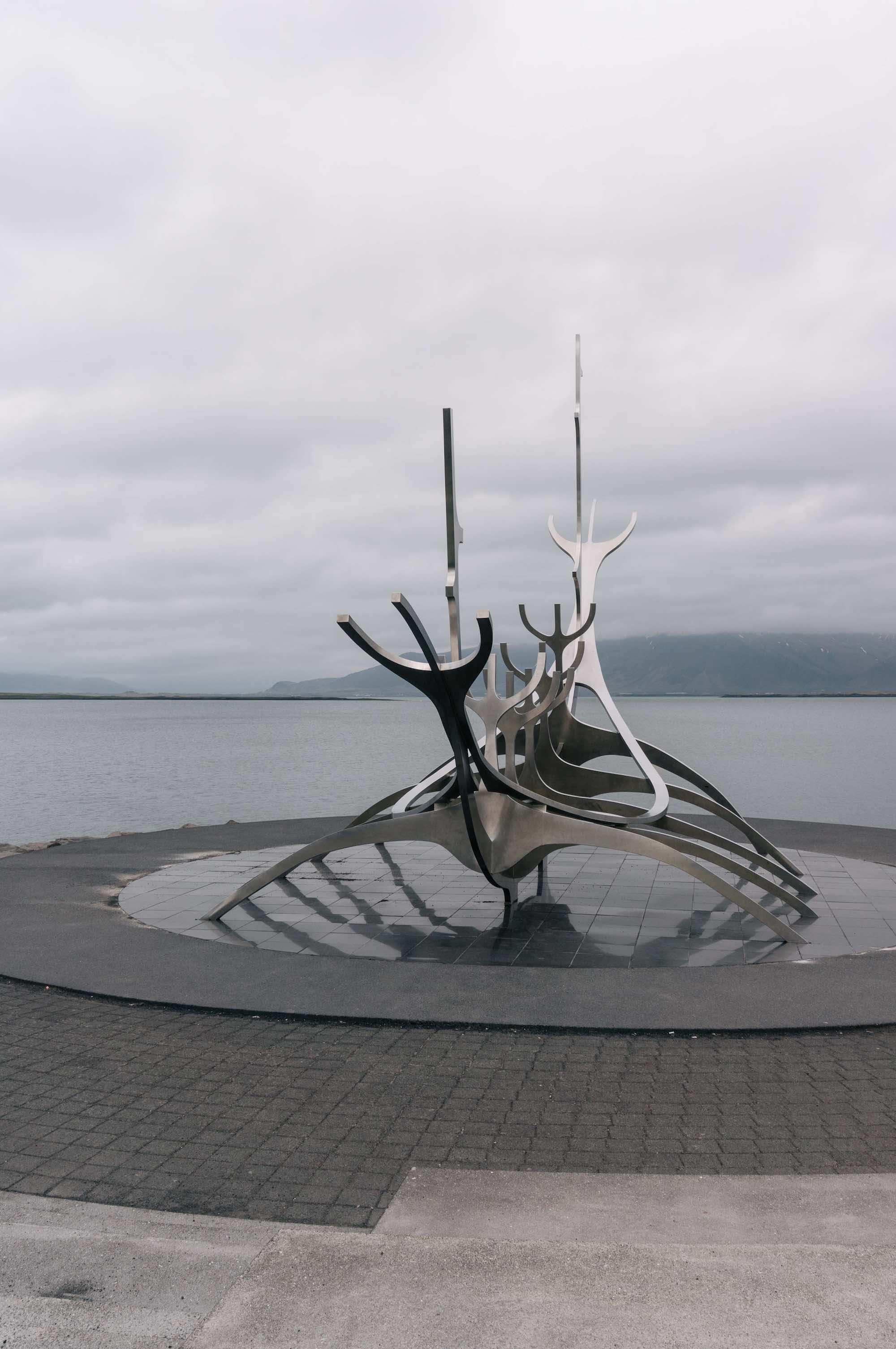 Reykjavík - Iceland - Twins of Journey