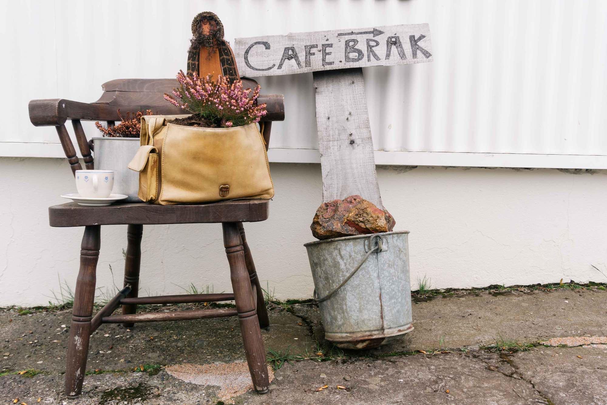 Café Brák - Borgarnes - iceland