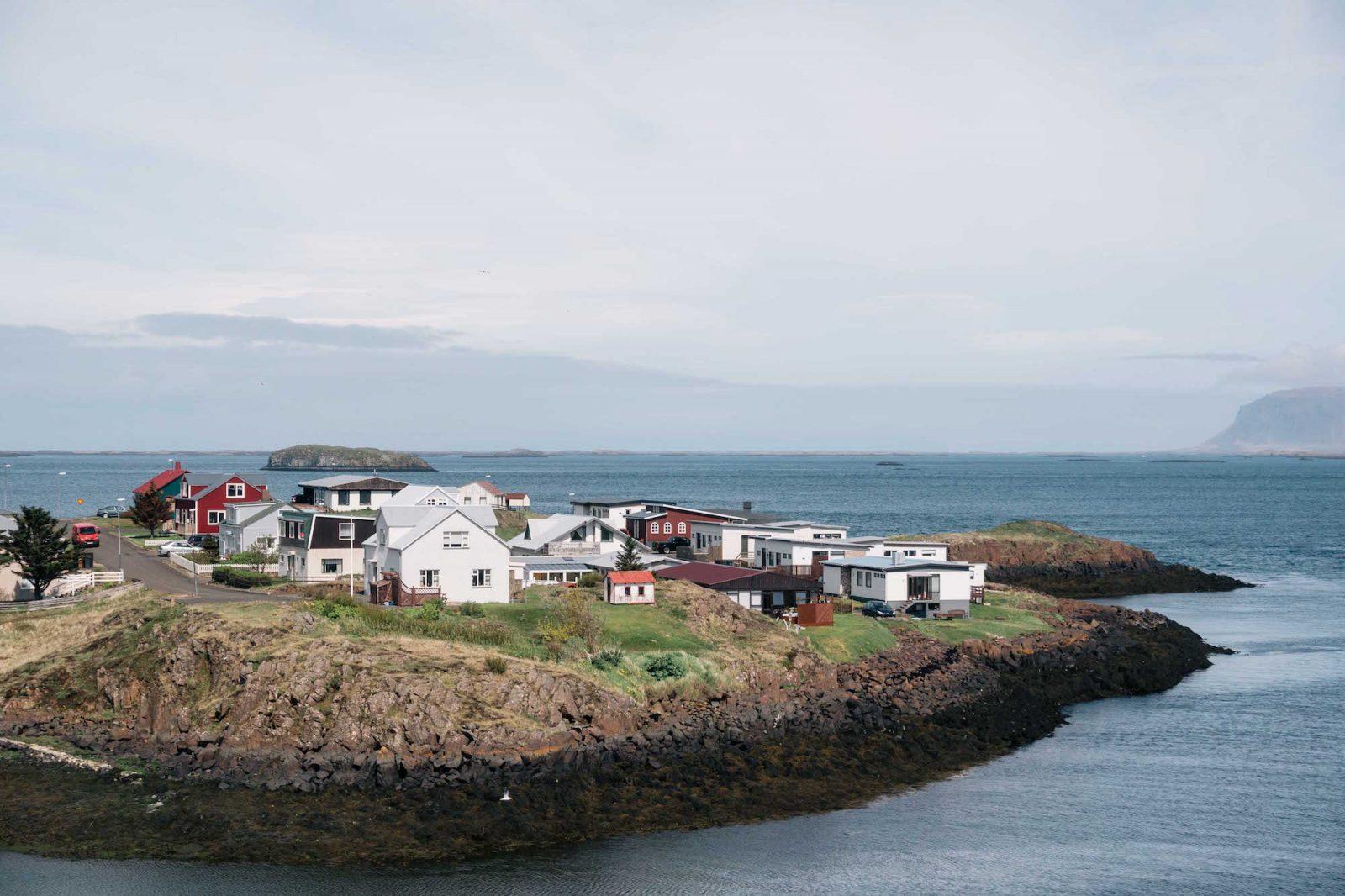 Stykkishólmur - iceland - twins of journey