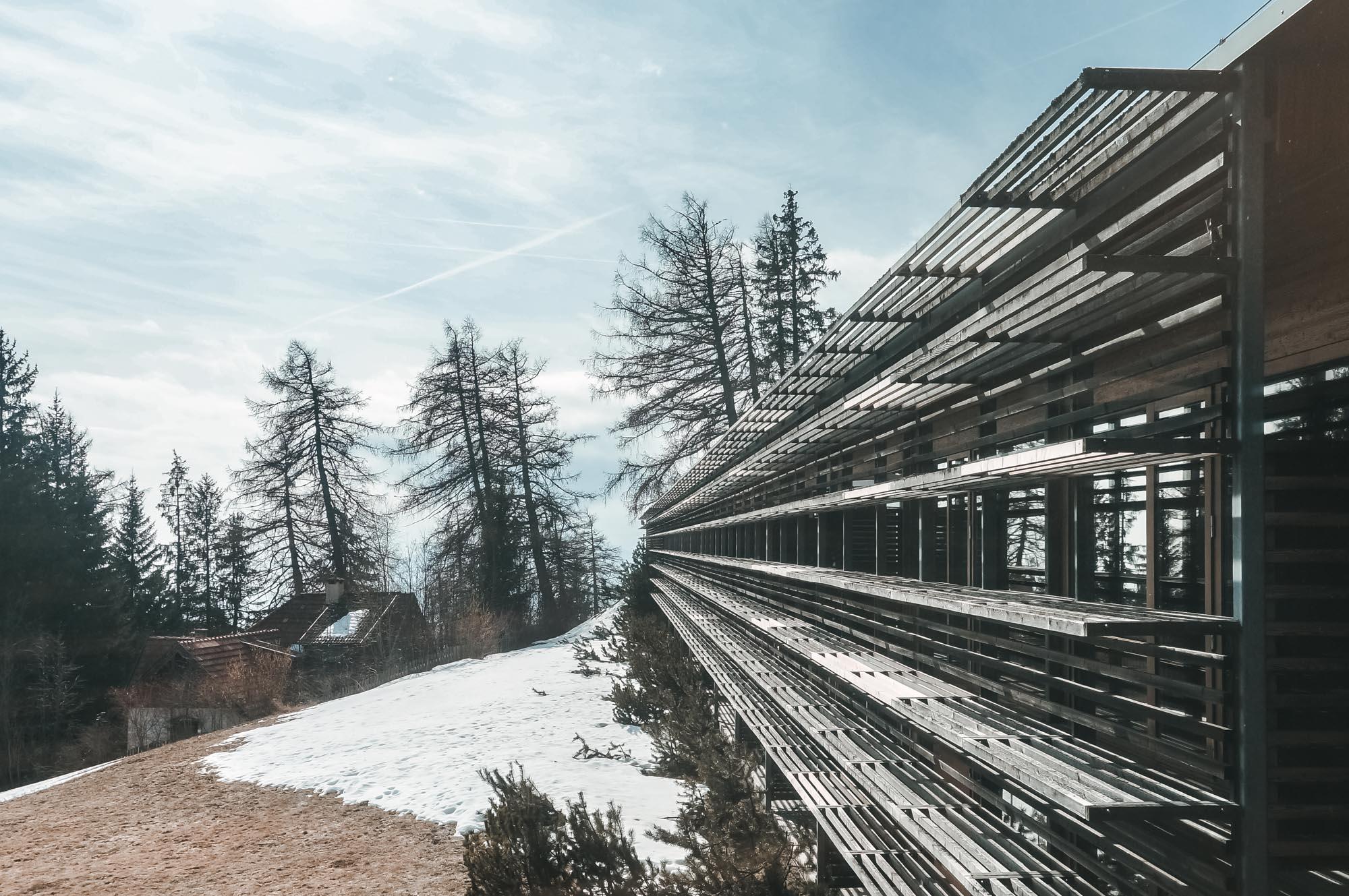 Weekend al Vigilius Mountain Resort