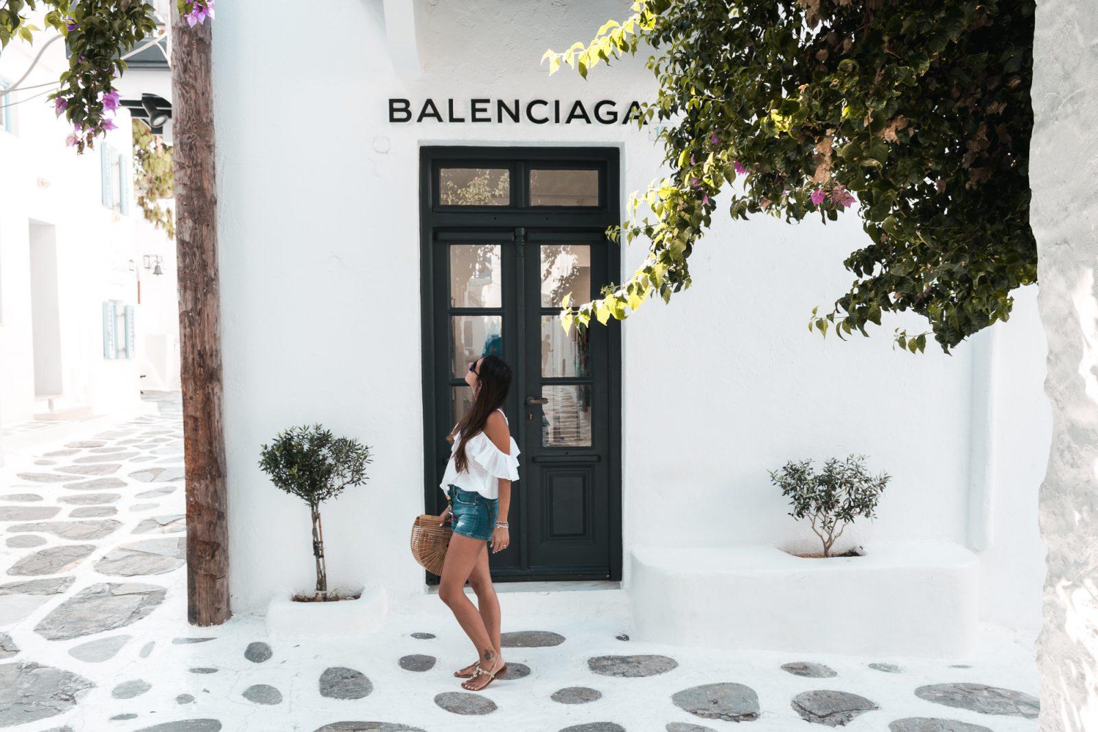 Balenciaga Mykonos