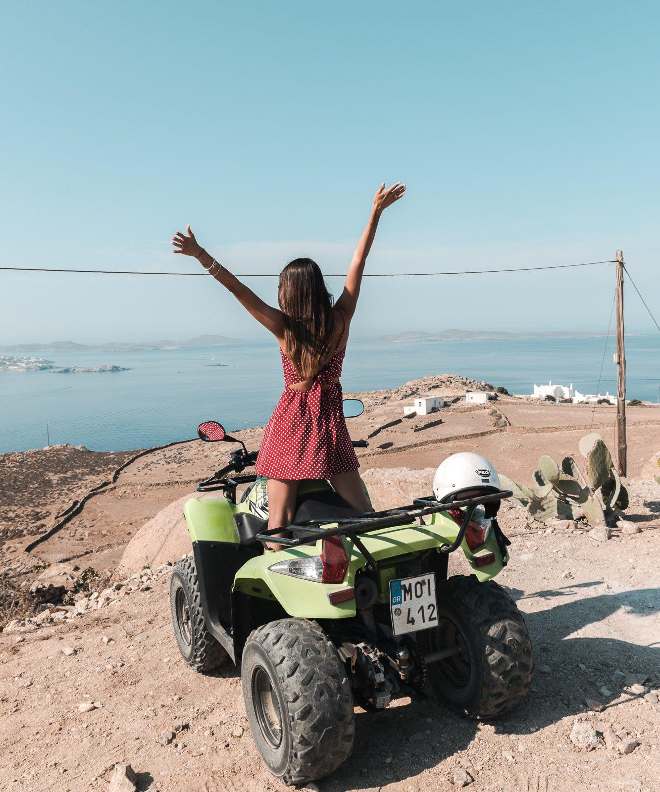 Mykonos ATV