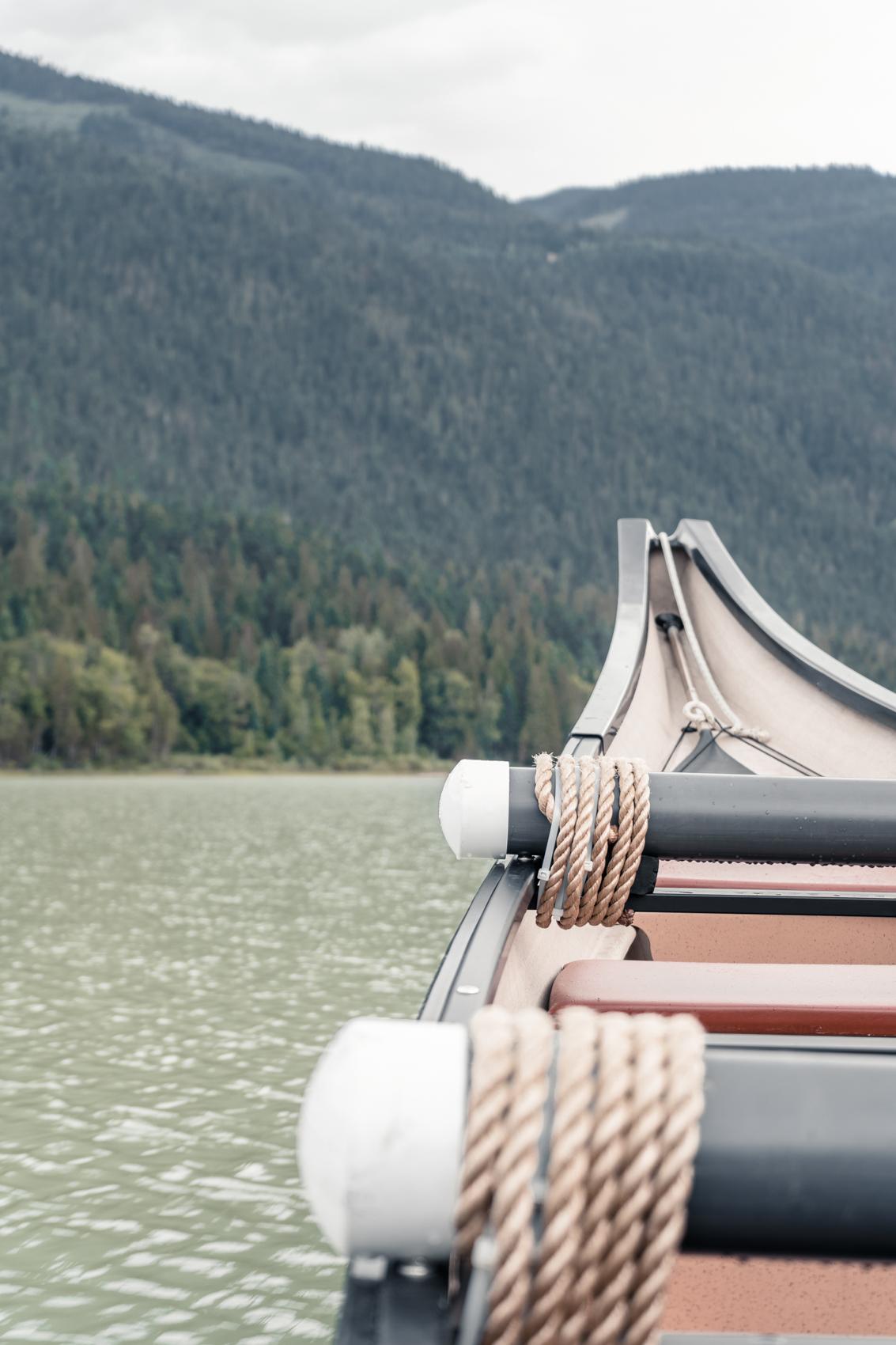 itinerario canada occidentale