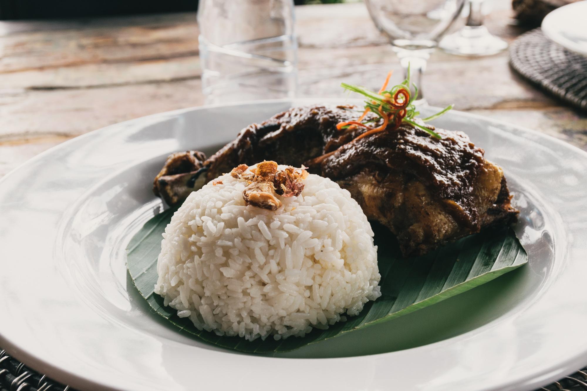 The View Restaurant Munduk