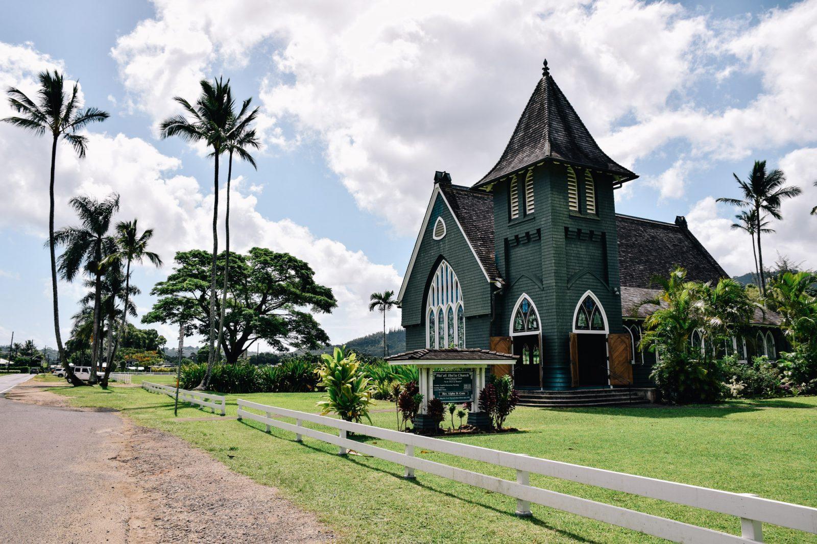 Waioli Church