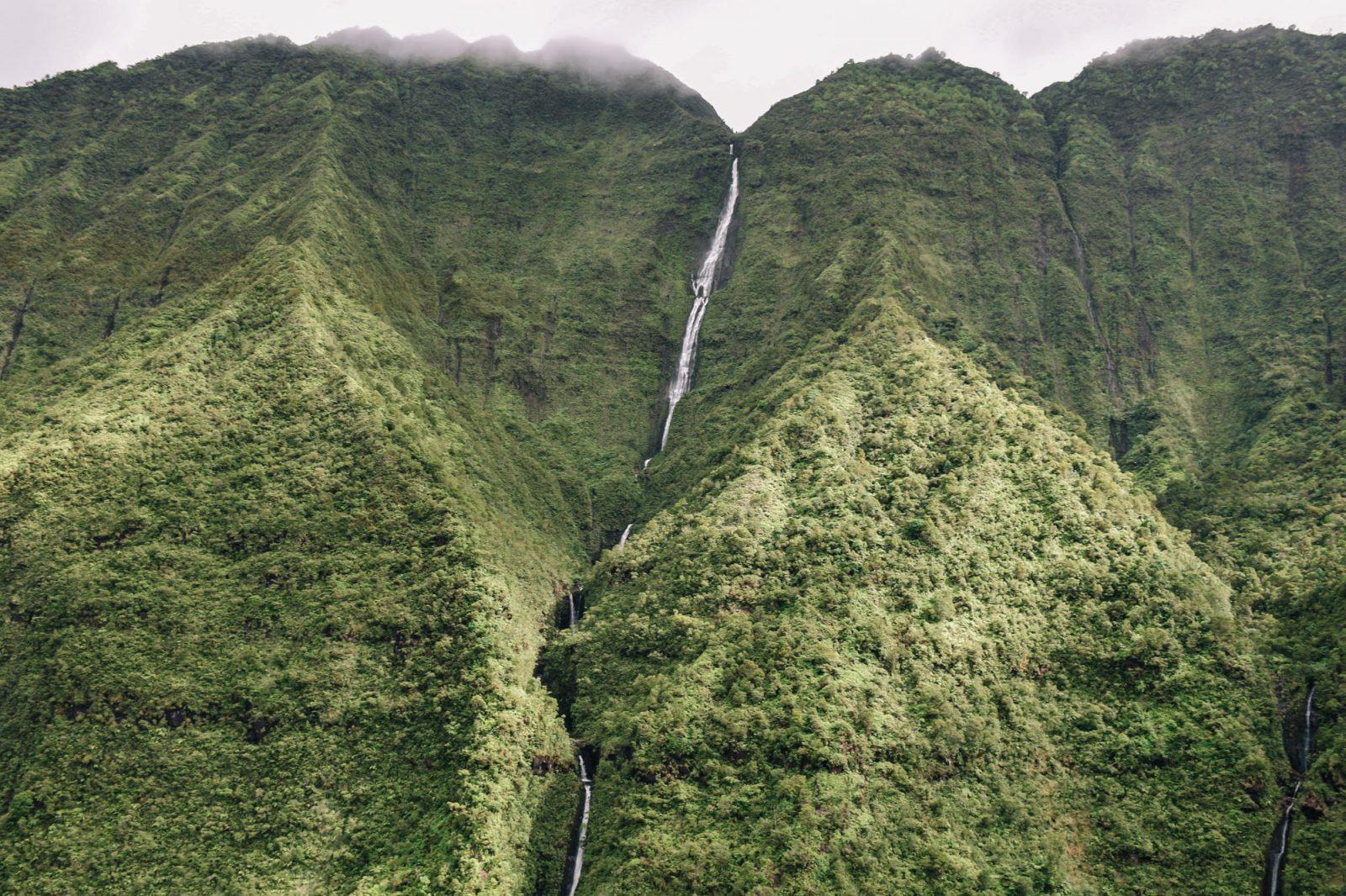 kauai giro in elicottero
