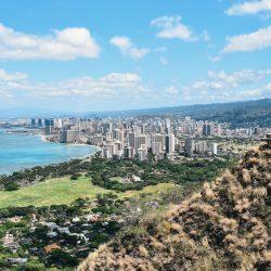 isola di oahu hawaii