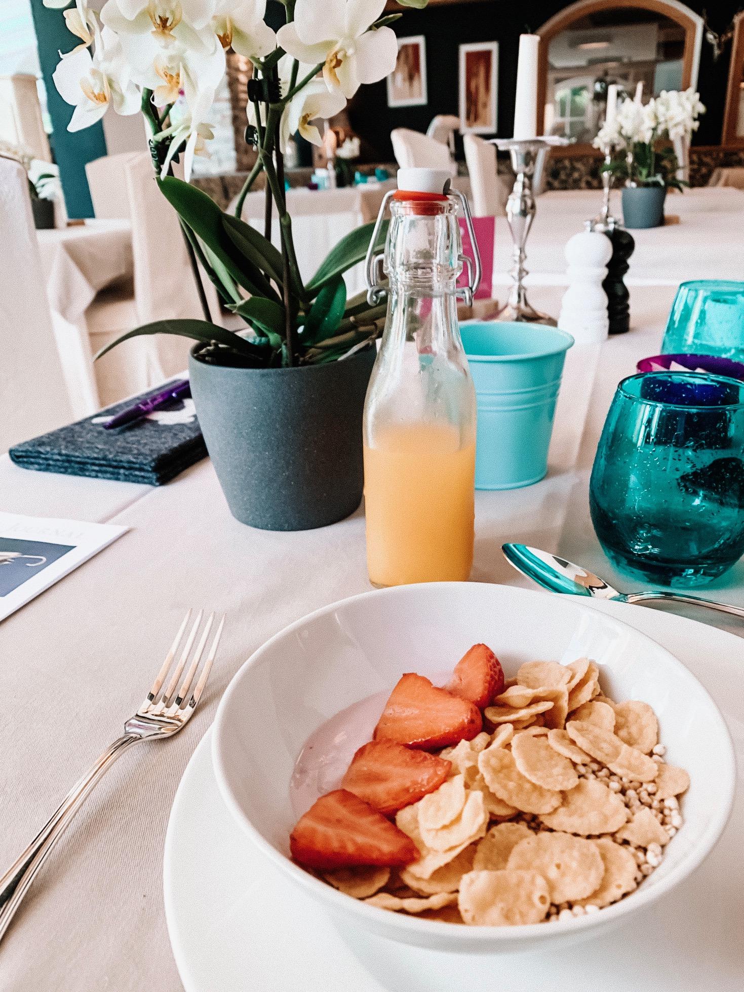 colazione alpin garden