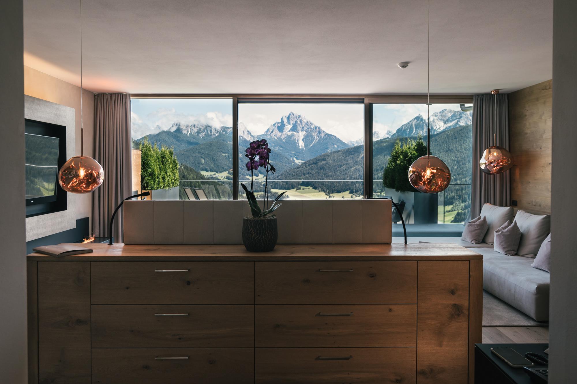 romantic suite hotel alpen tesitin